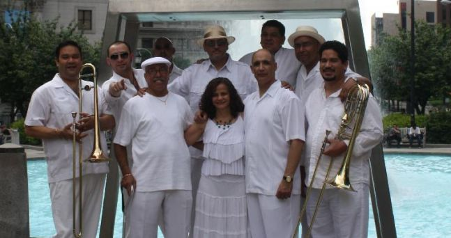 Orquesta La Paz; Nominated for 4 Latin Grammys!